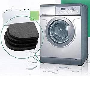 Almohadillas antivibración para lavadoras ToomLight (4 PK ...
