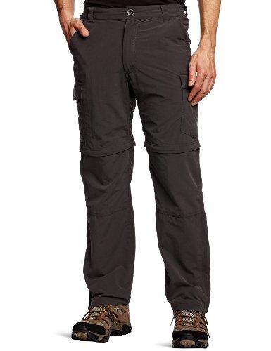 Craghoppers NosiLife Mens Convertible Trousers - Short Blacks 34
