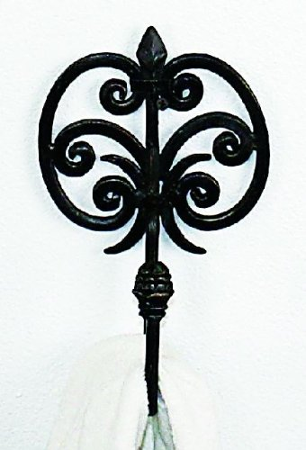 Gothic Wrought Iron Bed - 5