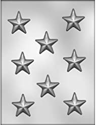 CK Products 1-3/4-Inch Star Chocolate Mold