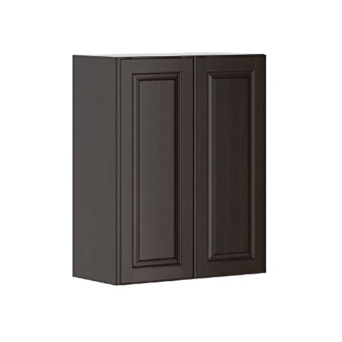 Kitchen Cabinet Choco Wood Raised Panel Style 24×30 Wall Cabinet