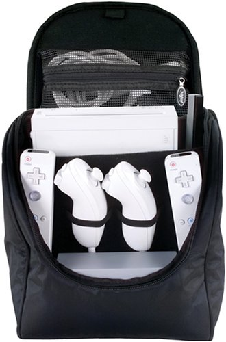 Wii Console Back Pack