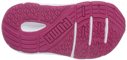 Puma Axis v4 SL V - Zapatillas Unisex Niños Blanco - Weiß (puma White-Beetroot Purple 07)