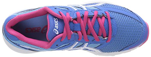asics Gel-Emperor 2 - Multisport Outdoor de sintético mujer azul - Blue (Powder Blue/White/Hot Pink 3901)