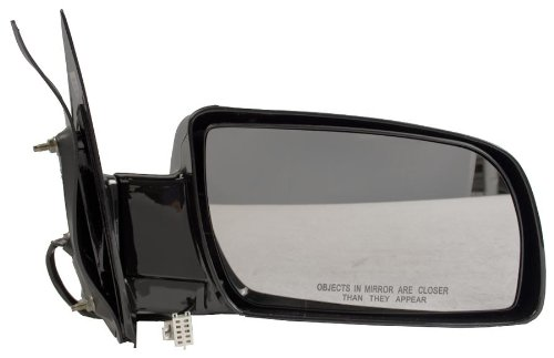 Astro Van Mirror - OE Replacement Chevrolet Astro Van Passenger Side Mirror Outside Rear View (Partslink Number GM1321187)