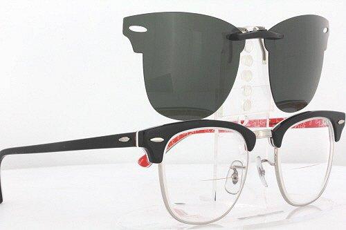Clip On Sunglasses Ray Ban