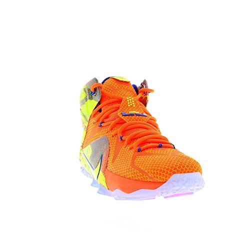 Nike Mens Basketball Shoe Lebron James 12 (10.5, 684593-870)