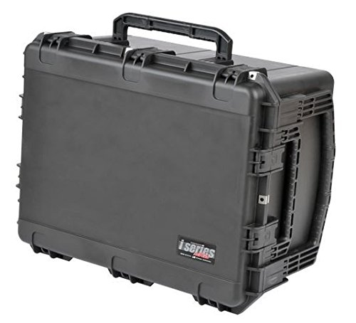 SKB 3i-2922-16BE iSeries Waterproof Case - 29'' x 22'' x 16'' with wheels empty