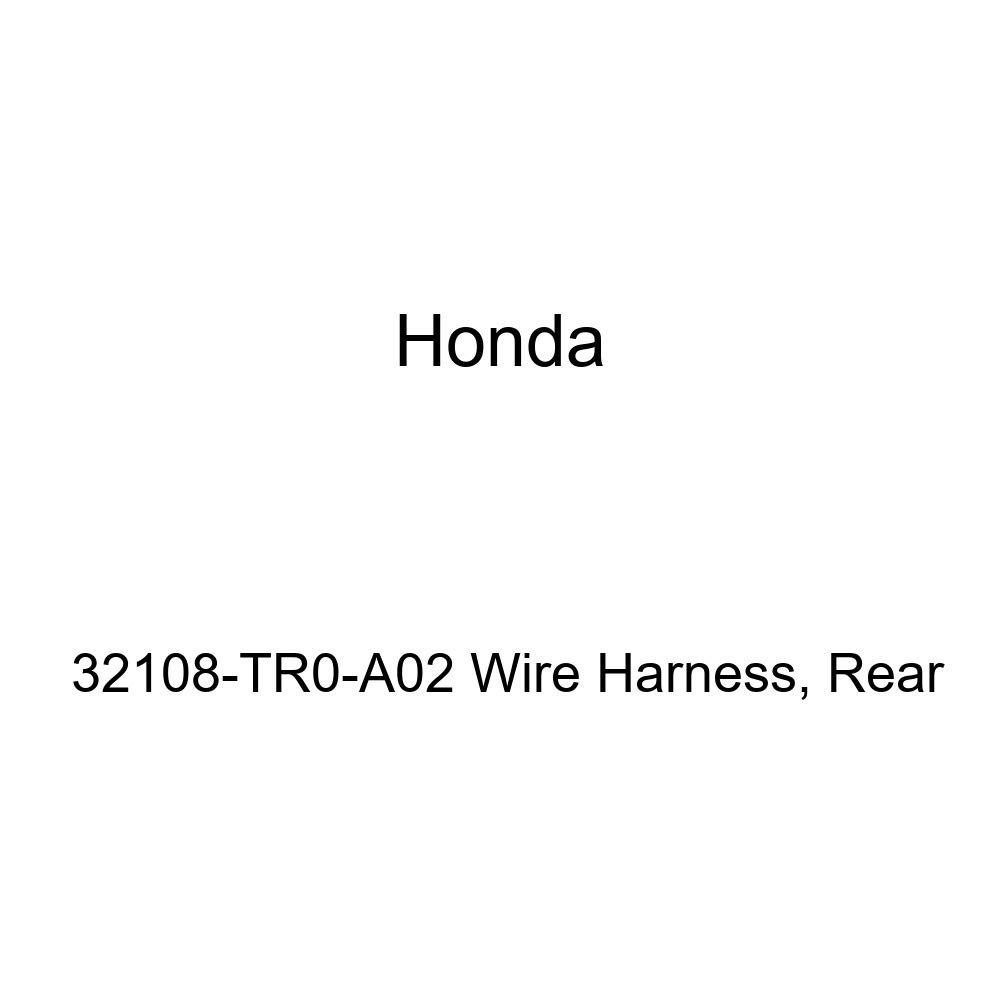 Rear Genuine Honda 32108-TR0-A02 Wire Harness