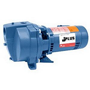 1. Goulds J5S Shallow Well Jet Pump, 115/230 volt, 1/2 hp