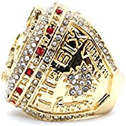 2019 NBA Toronto Raptors Championship Fan Ring Replica Size 11 The SIX Ring King