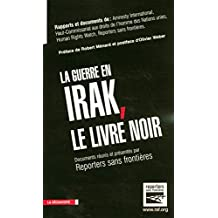 La guerre en Irak, le livre noir