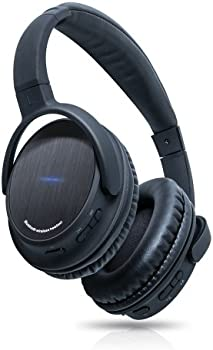 Photive BTH3 Over-Ear Wireless Bluetooth Headphones
