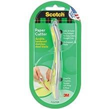 Scotch Paper Cutter 1/Pkg-Assorted Colors