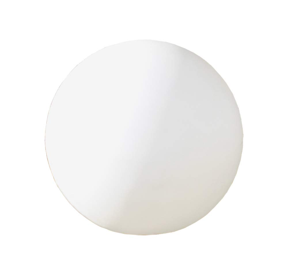 Kugelleuchte, Gartenkugel, GlowOrb white, 45cm Ø, 10477 [Energieklasse A++] 45cm Ø Kiom