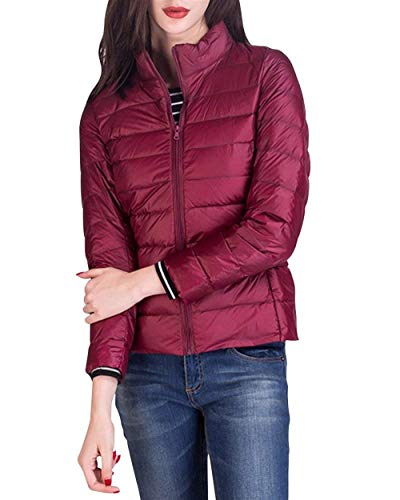 Casual Giacca Collo Coreana Stlie Eleganti Invernali Piumini Colori Ultralight Grazioso Piumino Hot Solidi Fit Transizione Cappotto Plus Di Slim Prodotto Fashion Lunga Donna Manica qwXawWZPA