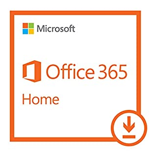 Microsoft Office 365 Home | 1-year subscription, 5 users, PC/Mac Download (B00B1TEIRU) | Amazon Products