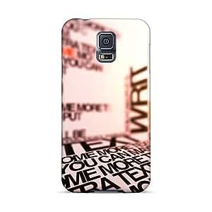 Shock Absorption Hard Phone Cases For Samsung Galaxy S5 (yne6193RCdM) Provide Private Custom Fashion Papa Roach Skin
