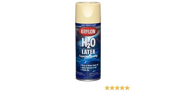 Krylon h20 latex paint