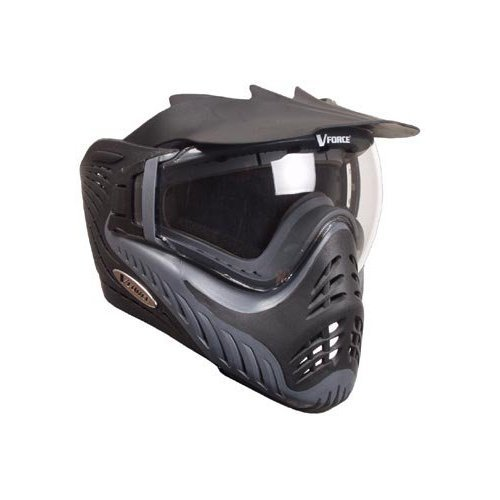 - VFORCE Profiler SE Thermal Paintball Mask - Charcoal