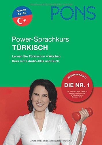 PONS Power-Sprachkurs Türkisch: Lernen Sie Türkisch in 4 Wochen