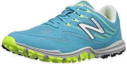 New Balance Women's Nbgw1006 Golf Shoe, Blue, 7.5 B Us