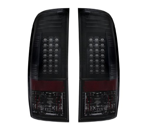 Recon Led Smoked Tail Lights
