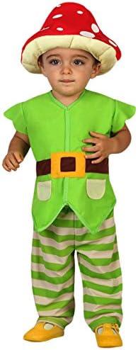 Atosa-23746 Disfraz Duende, color verde, 12 a 24 meses (23746 ...