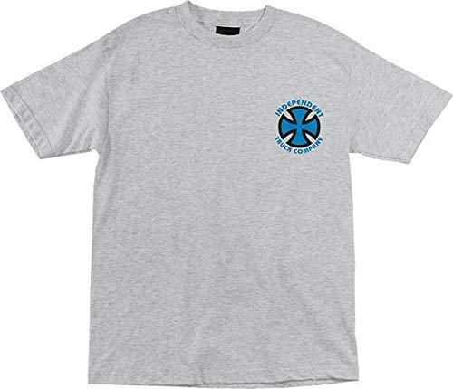 hletic Heather Boys Youth Short Sleeve T-Shirt - Youth Medium ()