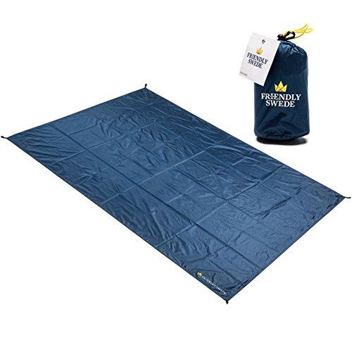 Waterproof Picnic Blanket Pocket Compact