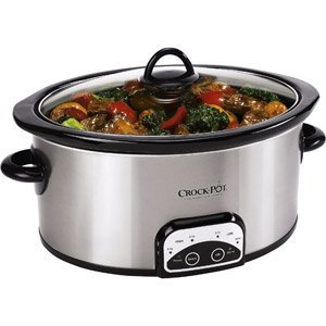 Crock-Pot Smart-Pot 4 quart Programmable Slow Cooker by Crock-Pot
