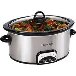 Crock-Pot Smart-Pot 4 quart Programmable Slow Cooker