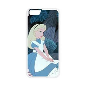 iphone6 plus 5.5 inch phone cases White Alice cell phone cases Beautiful gifts TWQ06695214