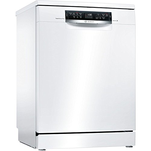Bosch Serie 6 Active Water SMS67MW01G 14 Place Freestanding Dishwasher -...