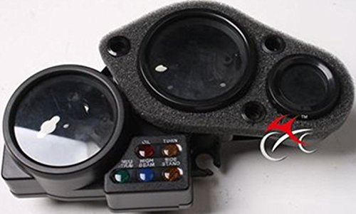 Motorcycle Racing Speedometer Gauge Tachometer Case Cover Fit For HONDA RVF400 NC35