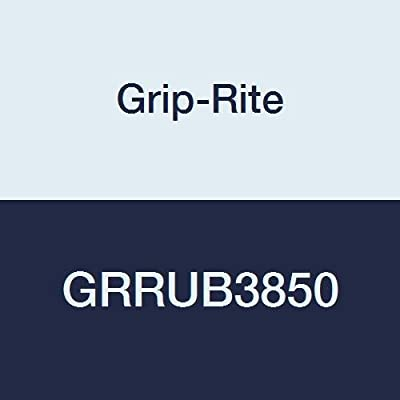 Grip-Rite 3/8 in. x 50 ft. Industrial Red Rubber Air Hose