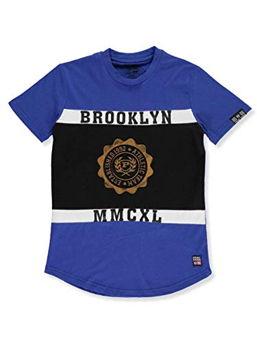 - Phat Farm Big Boys' T-Shirt - Royal Blue, 14-16