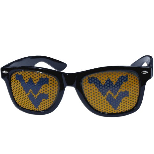 NCAA West Virginia Mountaineers Game Day Shades Sunglasses