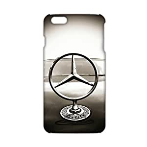 Cool-benz benz car logo (3D)Phone Case for iPhone 6plus