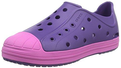 Niños Crocs Unisex Zapatos Bump Shoe K Morado violet blue It XPrqYwPx1