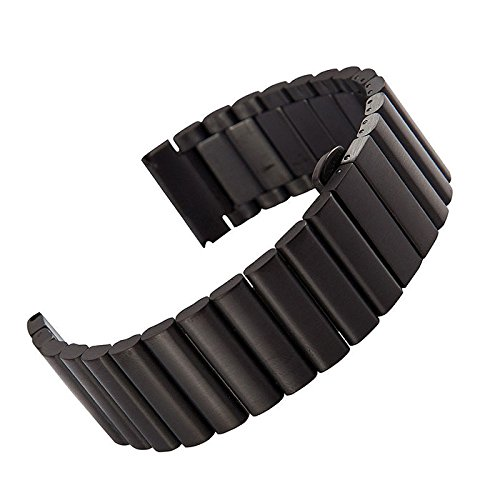 Amazon.com: Feicuan 16mm Women Watch Band Stainless Steel ...