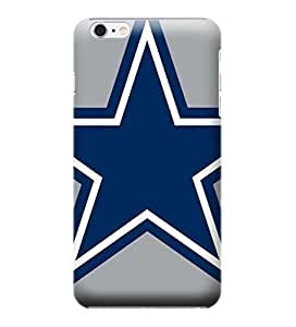 NFL-Dallas Cowboys Skin Tough Phone Case Covers,Stylish Protective Covers Compatible For iphone 6(4.7)