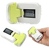Avive pedometer with flashlight
