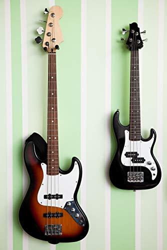 Guitar Wall Mount Hanger 2 Pack Ohuhu Guitar Hanger Wall