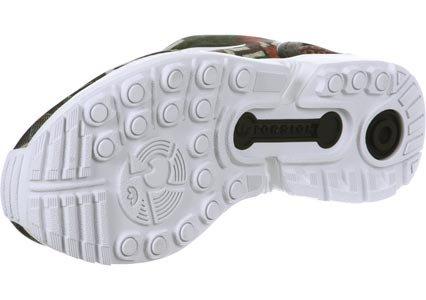 Adidas Zx Flux Scarpe Unisex Black