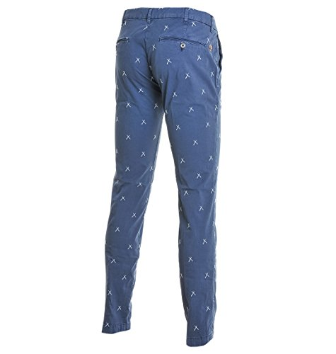 San Francisco Pantaloni Uomo JAPLSDT190XX801 Cotone Blu