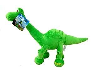 El viaje de Arlo- Peluche ARLO DE PIE (dinosaurio verde