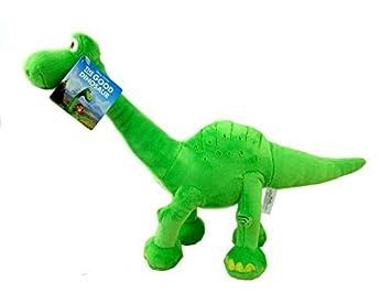 El viaje de Arlo- Peluche ARLO DE PIE (dinosaurio verde « El viaje de
