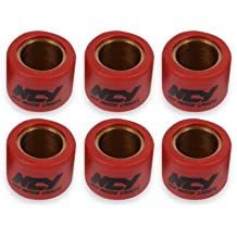 NCY [12 gram set] Variator Roller Weights (18 x 14) for GY6 and Genuine Scooters NCY