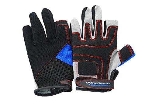 WindRider Full Finger Performance Sailing Gloves